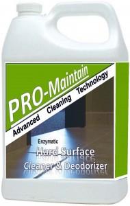 ProMaintain floor cleaner