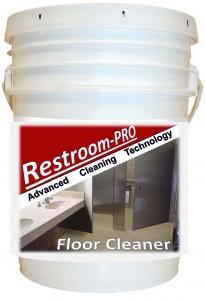 Restroom floor Cleaner