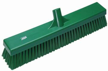 Floor Scrub Brush Green Pawmetto