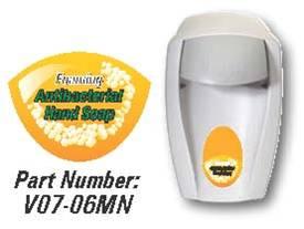 Foam Anti-bacterial hand soap