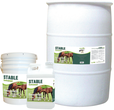 Stable Environment Stable Cleaners