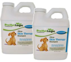 Two Half Gallons Ultra Skin Therapy